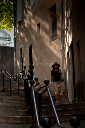 Avignon, Palace of the Popes, People, Travel, Provence, The South of France, France
