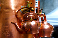 France, Paris, Travel, Tea, Tea pot, Copper, Brass, Monmartre