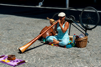 Didgeridoo, Paris, Centre Georges Pompidou, Music, musician