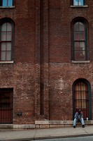 Nashville, Old Brick, Architecture, Old Man