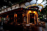 """Le Cepage"", Monmartre, Paris, Travel, Cafe, France"